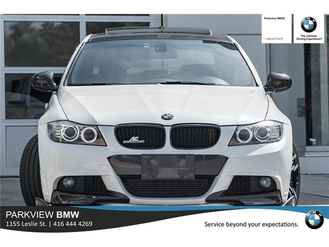 2011 BMW 335d Base (Stk: PP8618A) in Toronto - Image 2 of 20