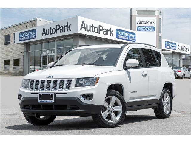 2017 Jeep Compass Sport/North (Stk: APR3272) in Mississauga - Image 1 of 18