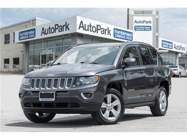2017 Jeep Compass Sport/North (Stk: APR3386) in Mississauga - Image 1 of 18