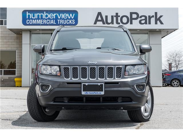 2017 Jeep Compass Sport/North (Stk: APR3386) in Mississauga - Image 2 of 18