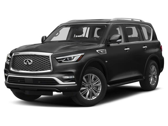 2019 Infiniti QX80 LUXE 8 Passenger (Stk: H8873) in Thornhill - Image 1 of 9