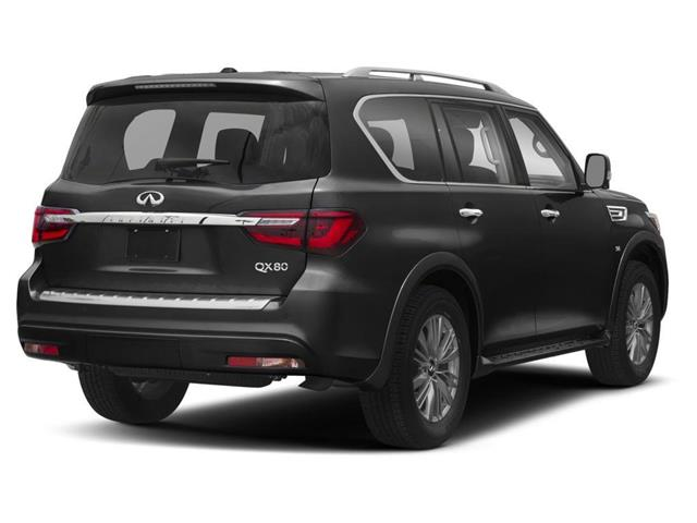 2019 Infiniti QX80 LUXE 8 Passenger (Stk: H8873) in Thornhill - Image 3 of 9