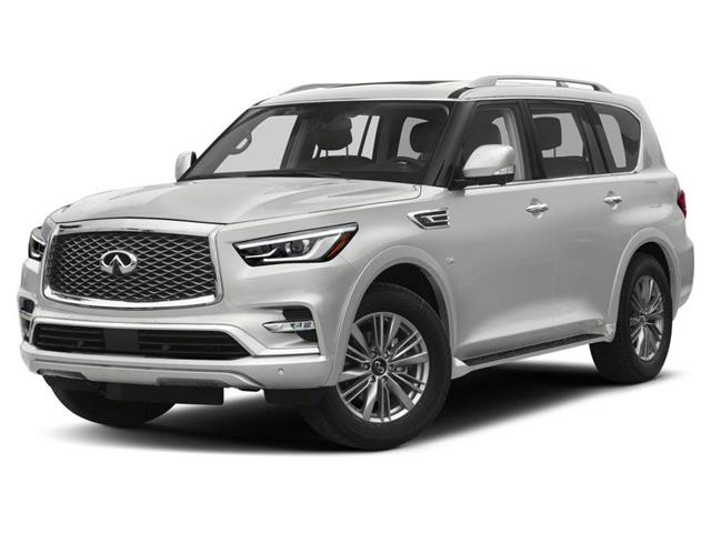 2019 Infiniti QX80 LUXE 8 Passenger (Stk: H8874) in Thornhill - Image 1 of 9
