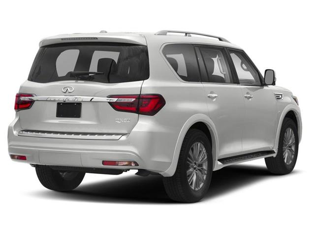 2019 Infiniti QX80 LUXE 8 Passenger (Stk: H8874) in Thornhill - Image 3 of 9