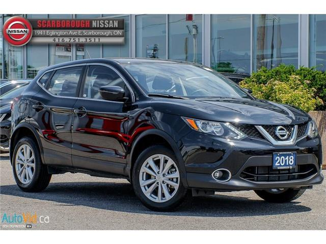 2018 Nissan Qashqai  (Stk: D18017) in Scarborough - Image 2 of 26
