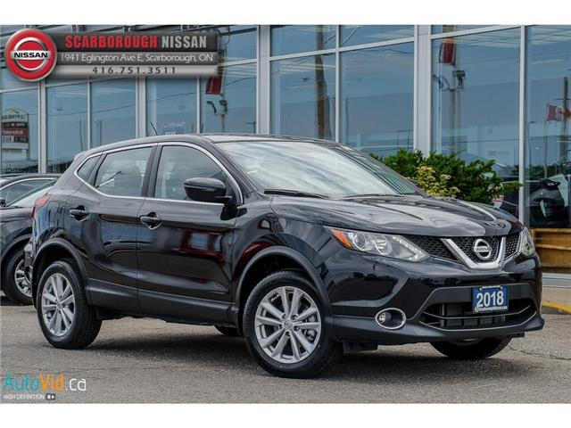 2018 Nissan Qashqai  (Stk: D18034) in Scarborough - Image 2 of 26