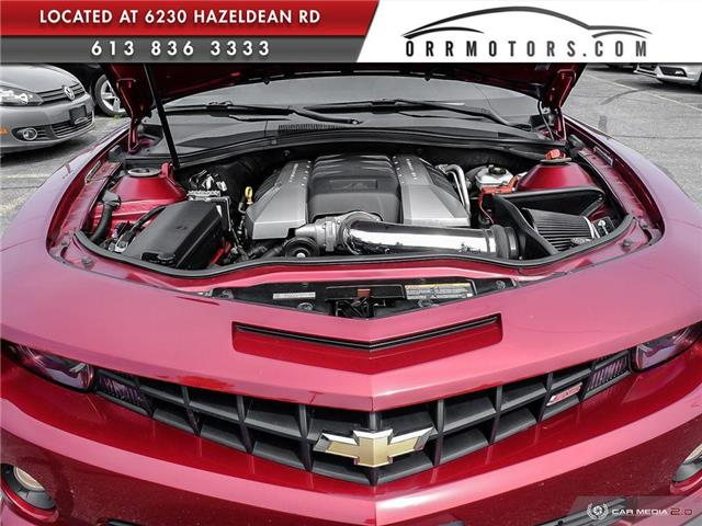 2010 Chevrolet Camaro SS (Stk: 5830) in Stittsville - Image 7 of 27
