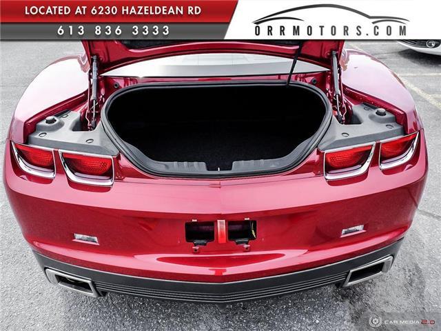 2010 Chevrolet Camaro SS (Stk: 5830) in Stittsville - Image 10 of 27