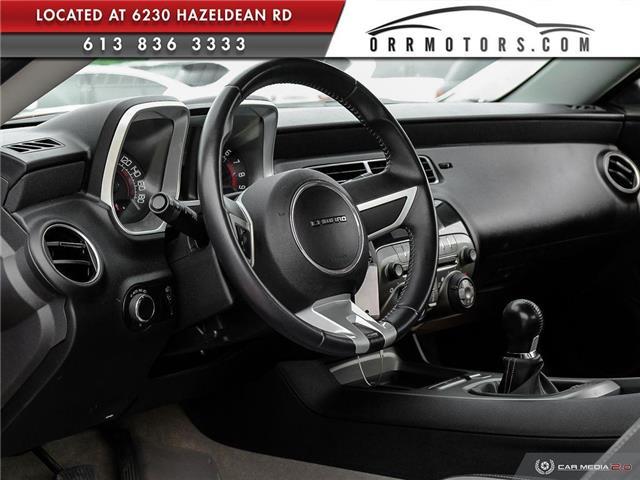 2010 Chevrolet Camaro SS (Stk: 5830) in Stittsville - Image 12 of 27