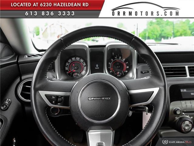 2010 Chevrolet Camaro SS (Stk: 5830) in Stittsville - Image 13 of 27