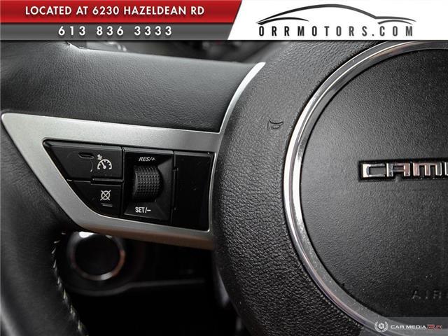 2010 Chevrolet Camaro SS (Stk: 5830) in Stittsville - Image 17 of 27