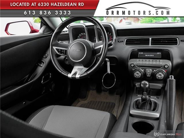 2010 Chevrolet Camaro SS (Stk: 5830) in Stittsville - Image 24 of 27