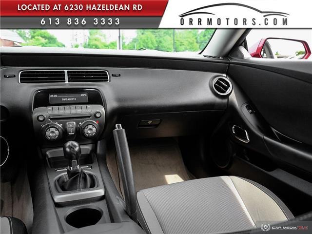 2010 Chevrolet Camaro SS (Stk: 5830) in Stittsville - Image 26 of 27