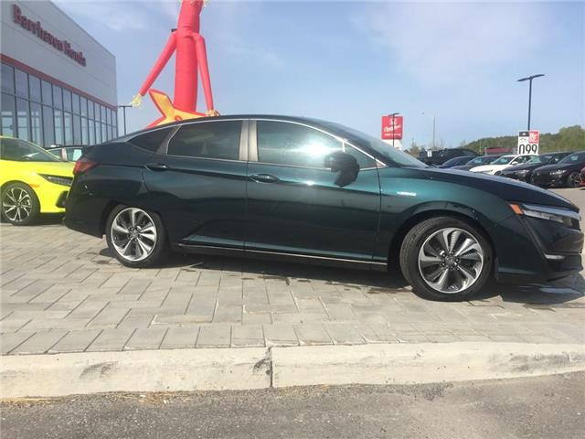 2018 Honda Clarity Plug-In Hybrid Touring (Stk: 1913a) in Ottawa - Image 2 of 15