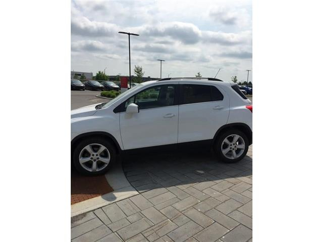 2016 Chevrolet Trax LTZ (Stk: 1975a) in Ottawa - Image 2 of 10