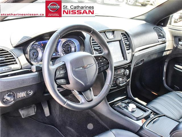 2019 Chrysler 300 S (Stk: P2370) in St. Catharines - Image 9 of 22