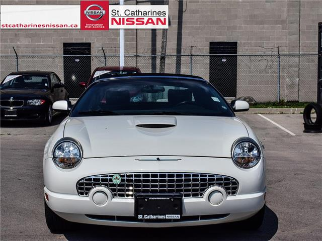 2002 Ford Thunderbird Standard (Stk: KI19050A) in St. Catharines - Image 2 of 21