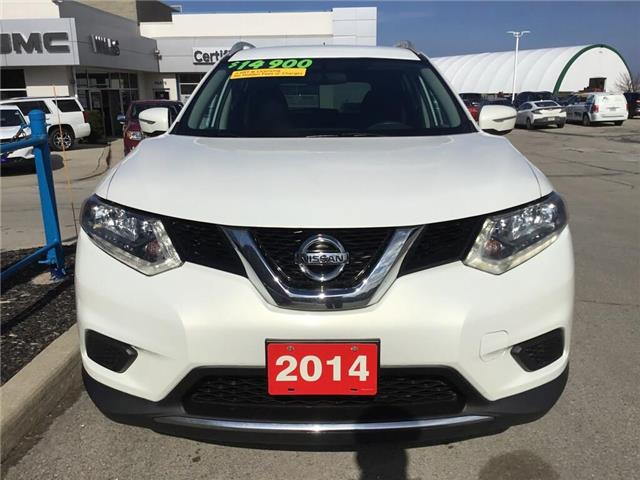 2014 Nissan Rogue  (Stk: K162A) in Grimsby - Image 2 of 14