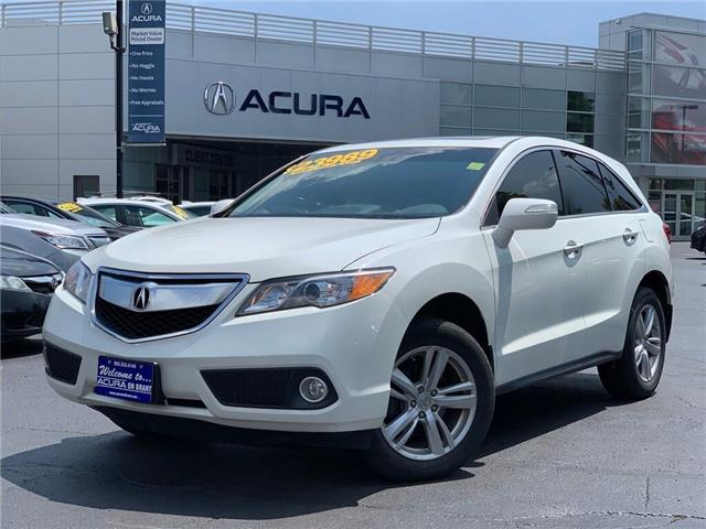 2015 Acura RDX Base (Stk: 19372A) in Burlington - Image 1 of 1