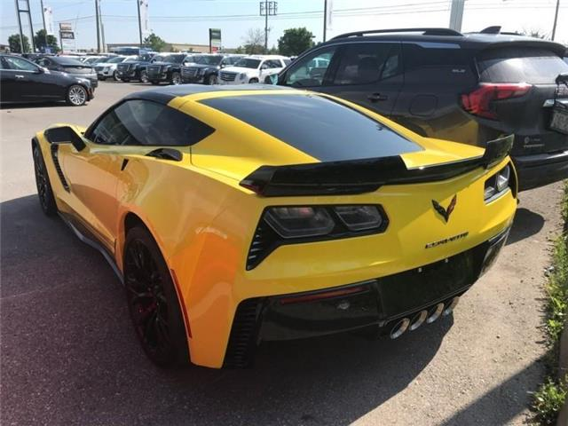 2019 Chevrolet Corvette Z06 (Stk: 5602873) in Newmarket - Image 2 of 11