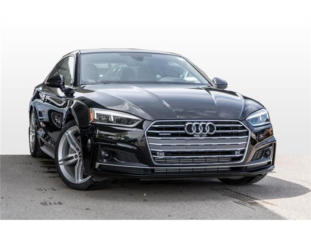 2018 Audi A5 2.0T Technik (Stk: N4680) in Calgary - Image 1 of 14