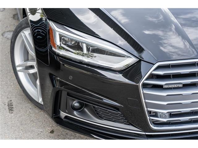 2018 Audi A5 2.0T Technik (Stk: N4680) in Calgary - Image 2 of 14