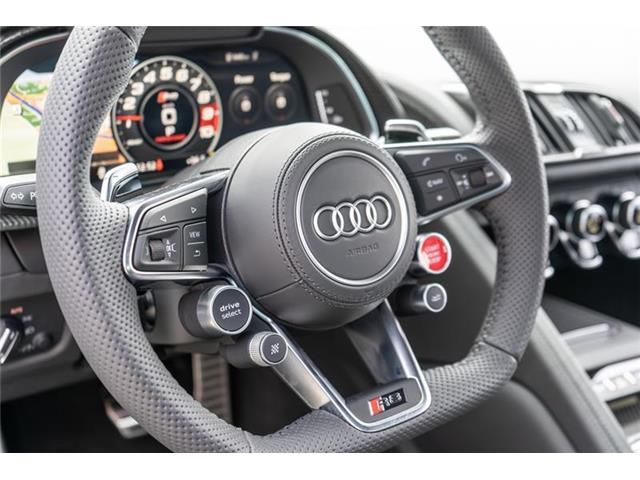 2020 Audi R8 5 2 V10 Performance For Sale In Calgary Audi Royal Oak