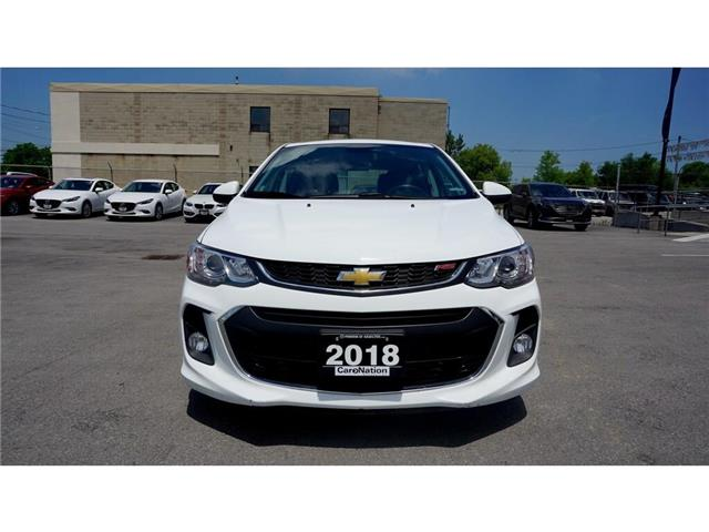 2018 Chevrolet Sonic LT Auto (Stk: DR146) in Hamilton - Image 3 of 38