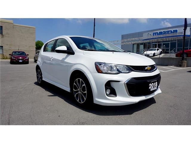 2018 Chevrolet Sonic LT Auto (Stk: DR146) in Hamilton - Image 4 of 38