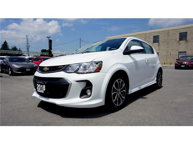 2018 Chevrolet Sonic LT Auto (Stk: DR146) in Hamilton - Image 10 of 38