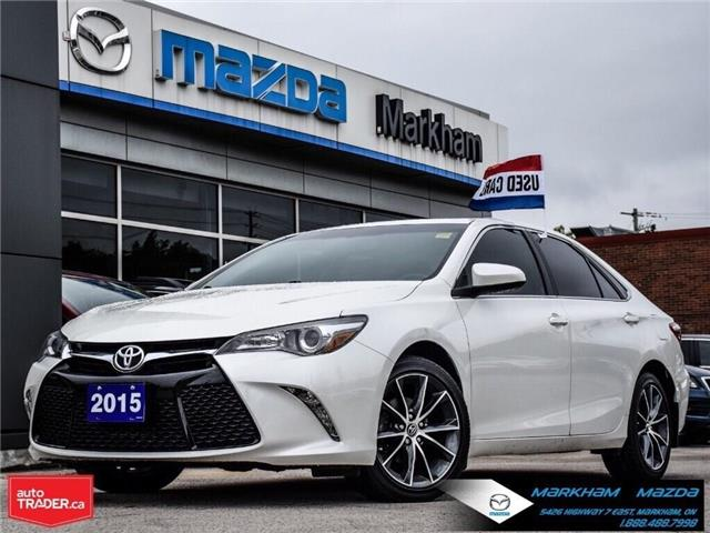 2015 Toyota Camry SE (Stk: N190263A) in Markham - Image 1 of 29