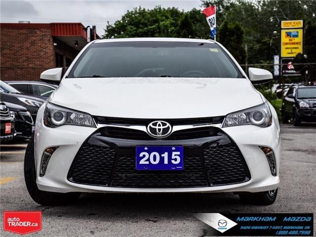 2015 Toyota Camry SE (Stk: N190263A) in Markham - Image 2 of 29