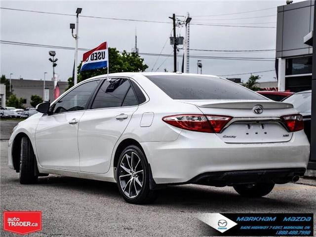 2015 Toyota Camry SE (Stk: N190263A) in Markham - Image 4 of 29