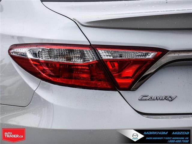 2015 Toyota Camry SE (Stk: N190263A) in Markham - Image 5 of 29