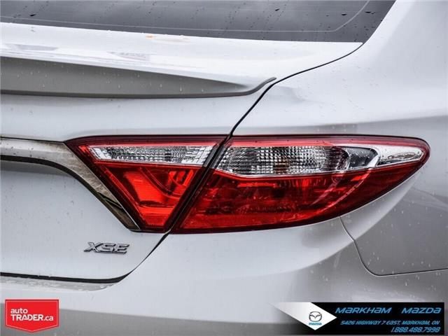 2015 Toyota Camry SE (Stk: N190263A) in Markham - Image 7 of 29