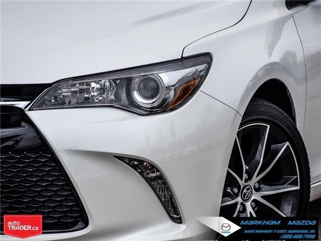 2015 Toyota Camry SE (Stk: N190263A) in Markham - Image 9 of 29