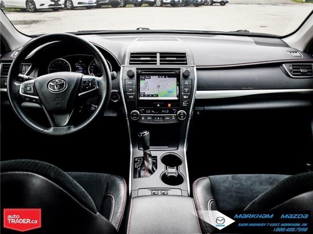 2015 Toyota Camry SE (Stk: N190263A) in Markham - Image 21 of 29