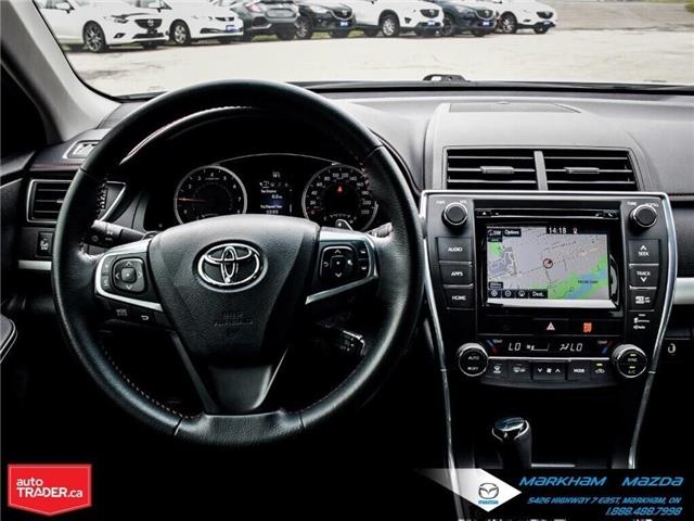2015 Toyota Camry SE (Stk: N190263A) in Markham - Image 22 of 29