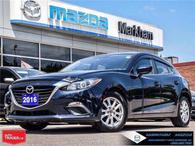 2016 Mazda Mazda3 Sport GS (Stk: N190528A) in Markham - Image 1 of 26
