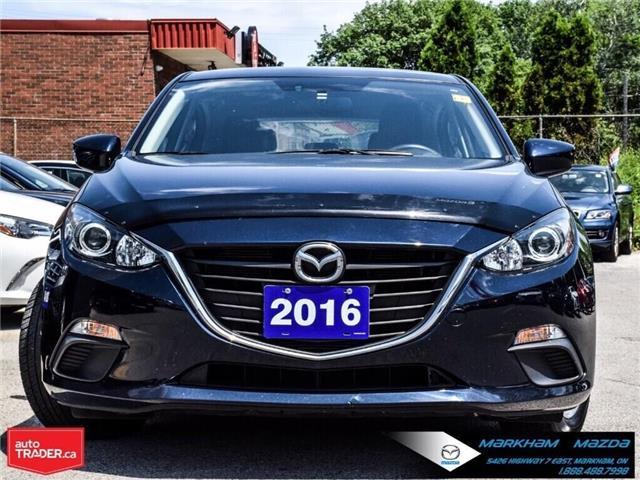 2016 Mazda Mazda3 Sport GS (Stk: N190528A) in Markham - Image 2 of 26