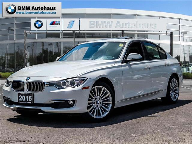 2015 BMW 328i xDrive (Stk: P8991) in Thornhill - Image 1 of 25