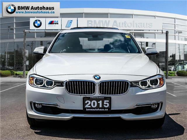 2015 BMW 328i xDrive (Stk: P8991) in Thornhill - Image 2 of 25