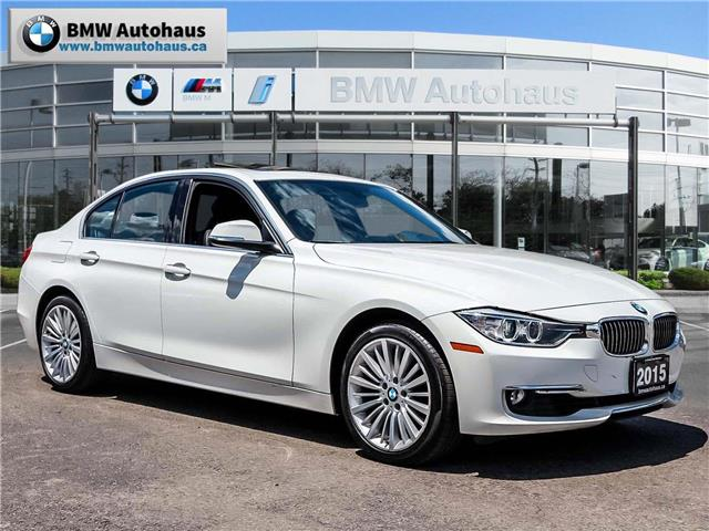 2015 BMW 328i xDrive (Stk: P8991) in Thornhill - Image 3 of 25