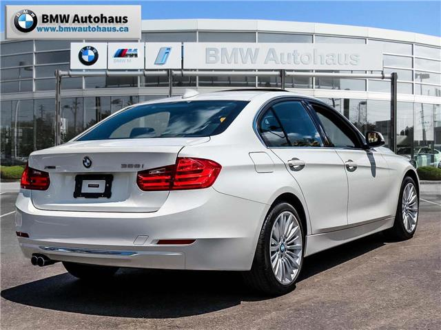 2015 BMW 328i xDrive (Stk: P8991) in Thornhill - Image 5 of 25