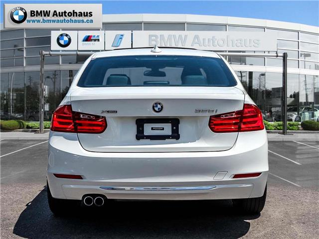 2015 BMW 328i xDrive (Stk: P8991) in Thornhill - Image 6 of 25