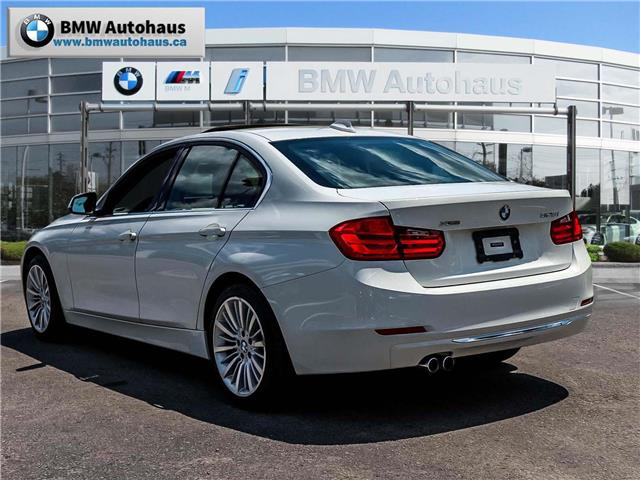 2015 BMW 328i xDrive (Stk: P8991) in Thornhill - Image 7 of 25