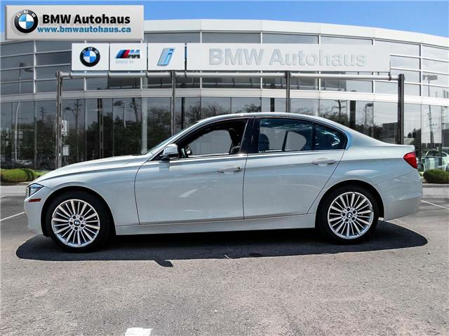 2015 BMW 328i xDrive (Stk: P8991) in Thornhill - Image 8 of 25