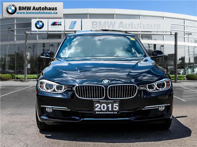 2015 BMW 328i xDrive (Stk: P8995) in Thornhill - Image 2 of 29