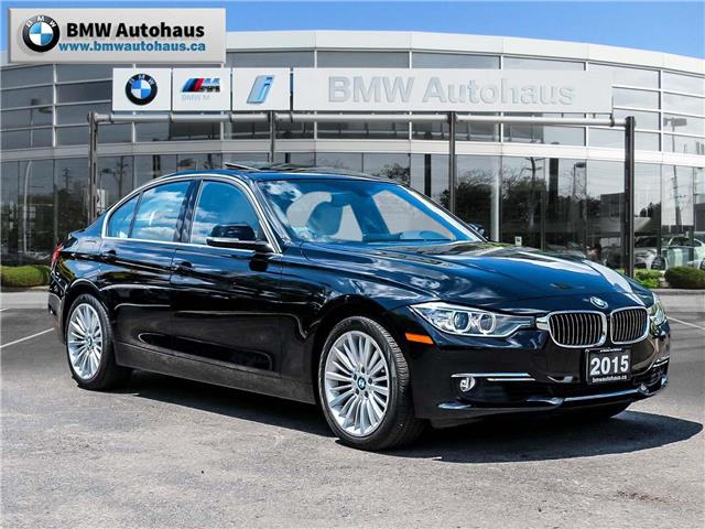 2015 BMW 328i xDrive (Stk: P8995) in Thornhill - Image 3 of 29