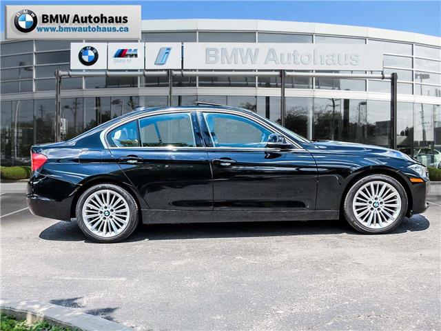 2015 BMW 328i xDrive at $26980 for sale in Thornhill - BMW Autohaus